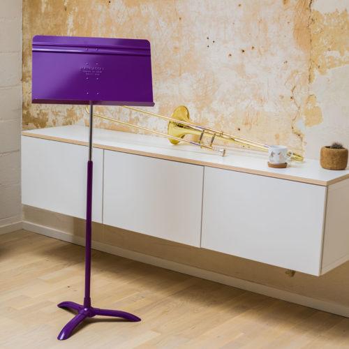 pupitre Manhasset purple 2
