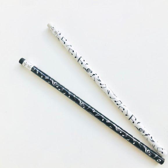 crayon motif notes