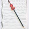 crayon miniature violon