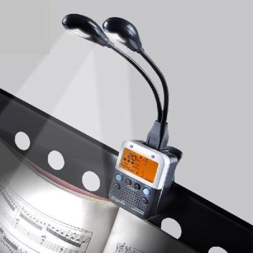 Lampe avec métronome