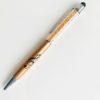 stylo à bille doré