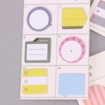 sticky notes étiquettes