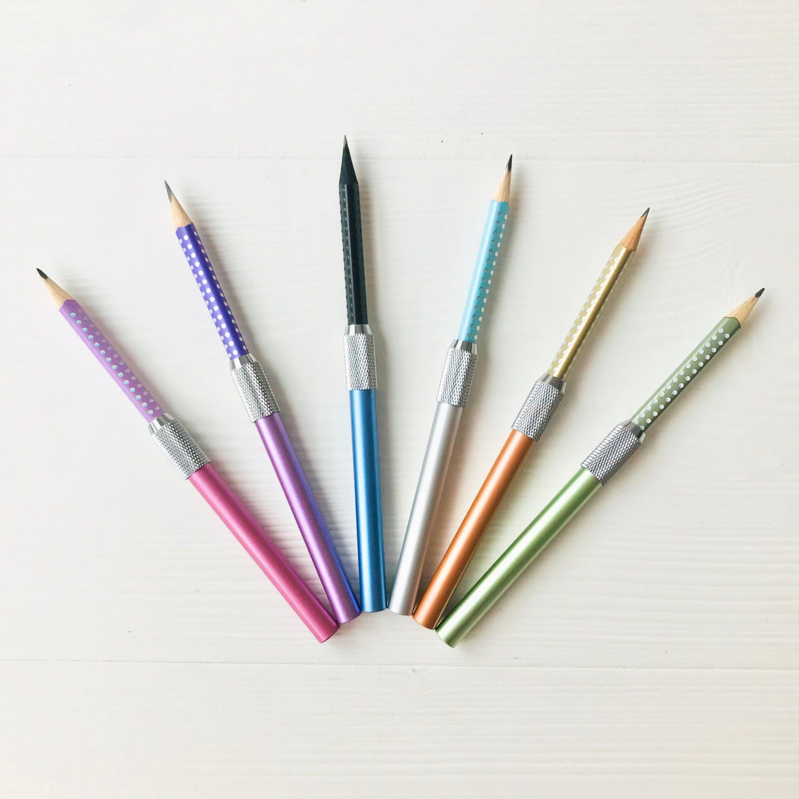 portes crayons couleur