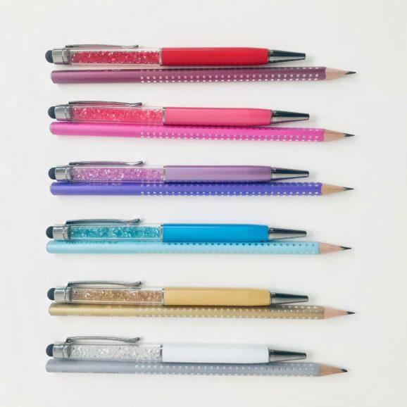 stylos bille brillants 2
