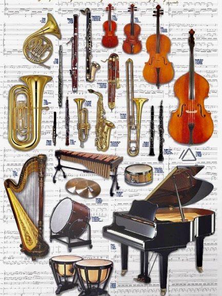 Puzzle instruments