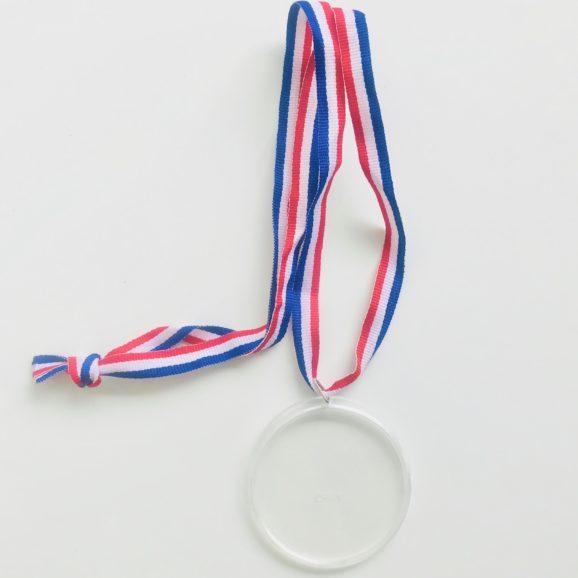 médaille personnalisable 2