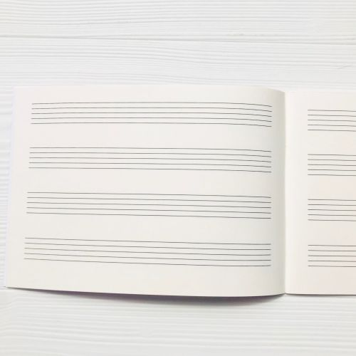 cahier-musique-schott-A5-italien-4-portees