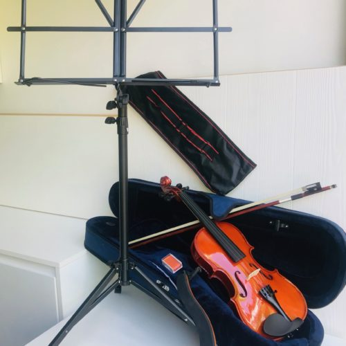 pack violon