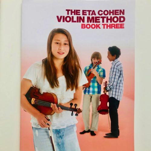 Eta Cohen Book 3