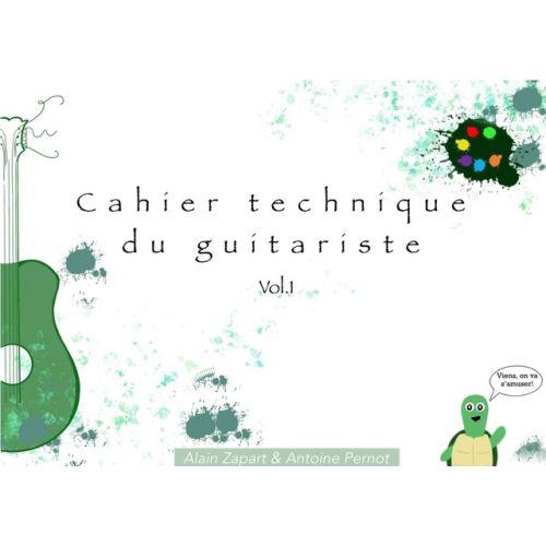 cahier technique du guitariste 1