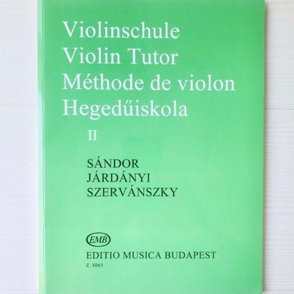 Sandor 2e cahier